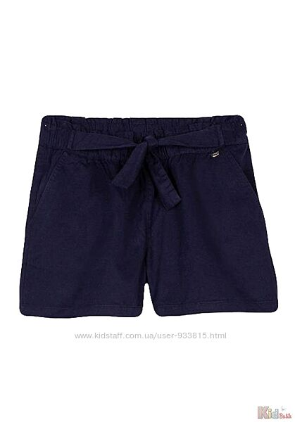 Шорты из темного джинсу для девочки Tiffosi