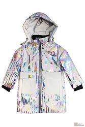 Куртка цвета радуги для девочки Venidise