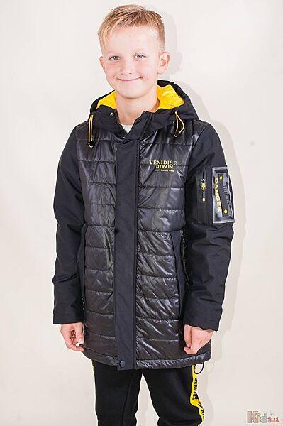 Куртка для мальчика удлиненная Venidise