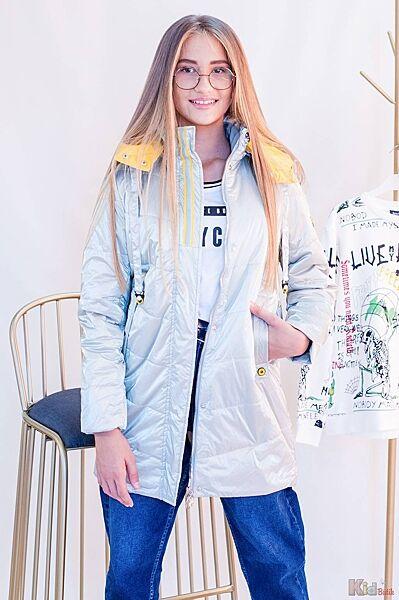 Куртка удлиненная для девочки Venidise