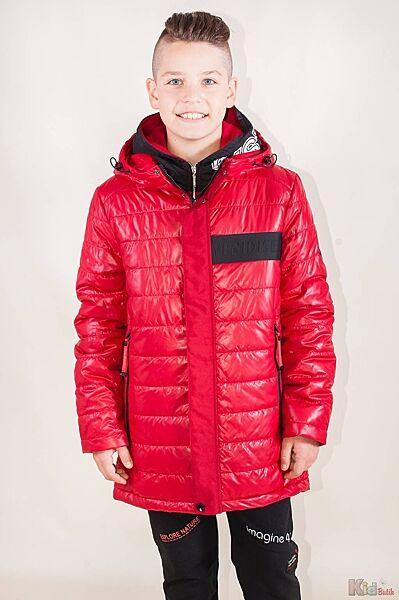Куртка красного цвета для мальчика Venidise