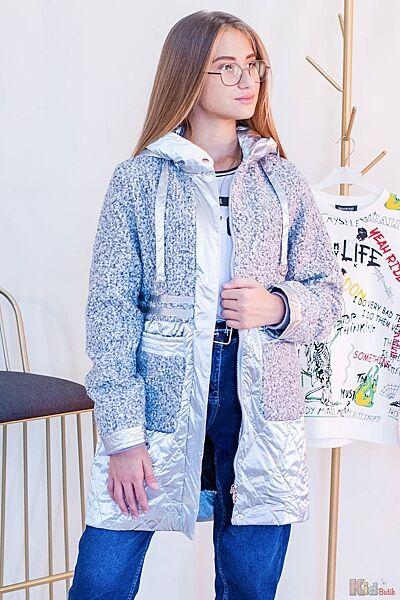 Куртка оригинального дизайна для девочки Venidise