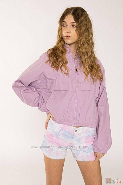 Куртка ветровка для девочки Reporter Young