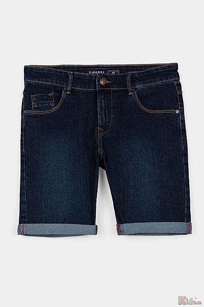 Шорты-бермуды джинсовые Tiffosi