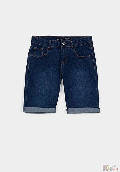 Шорты джинсовые прямого покроя для мальчика Tiffosi