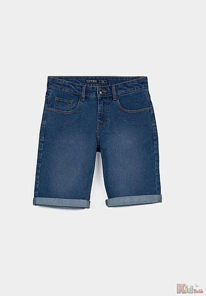 Шорты с пятью карманами для мальчика Tiffosi