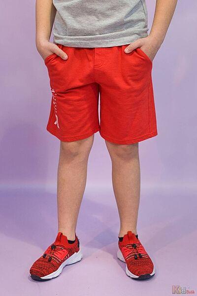 Шорты красного цвета для мальчика Tiffosi