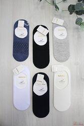 Носки следочки лаконичные для ребенка 9-10 лет Katamino