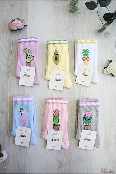 Носки с медицинской резинкой Mexico для девочки 9-10 лет Arti