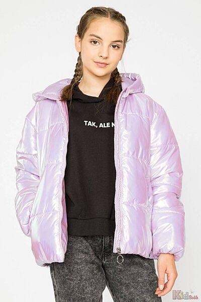 Куртка фиолетового цвета Reporter Young