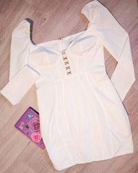 Белое платье Oh Polly
