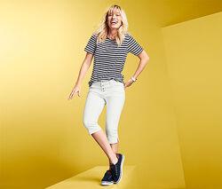Летние женские брюки бриджи капри Тсм Тчибо 46 евро