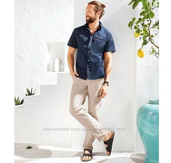 Мужские брюки Livergy 98хлопок,  50,52, 54 евро