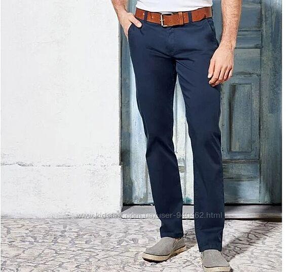 Мужские брюки Livergy 98хлопок,  54 евро