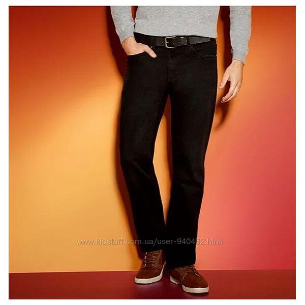 Мужские черные джинсы Livergy 40/34 или 56 евро
