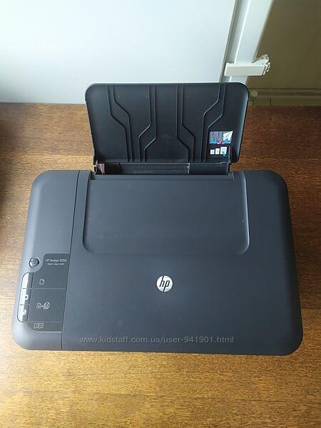 Принтерсканер HP Deskjet 2050