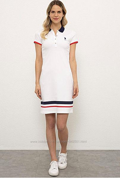 Платье U. S. Polo ASSN юс поло, оригинал, размер ХС