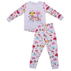 Пижама детская Радуга, интерлок