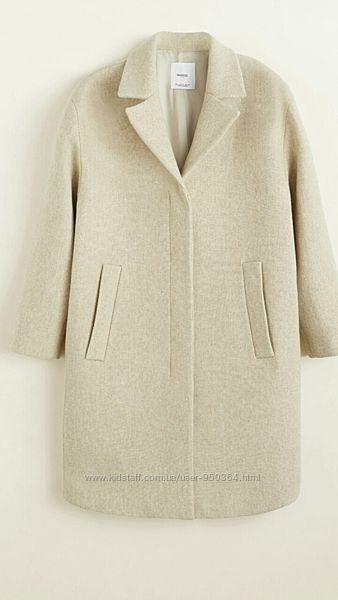 Пальто новое Mango