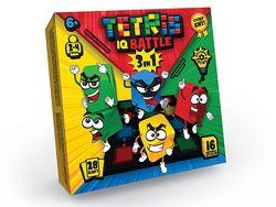 Игра Danko Toys Tetris IQ Battle 3в1 Рус. арт. G-TIB-02