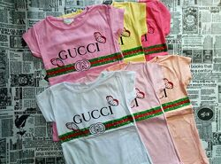 Футболки для девочек Gucci