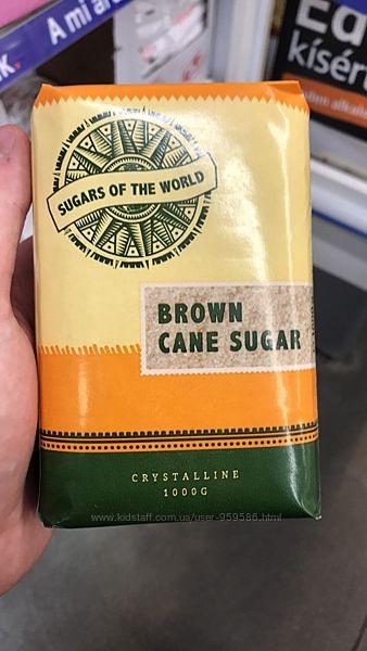 Тростниковый сахар нерафинированный коричневый цукор тростниковий Австрія
