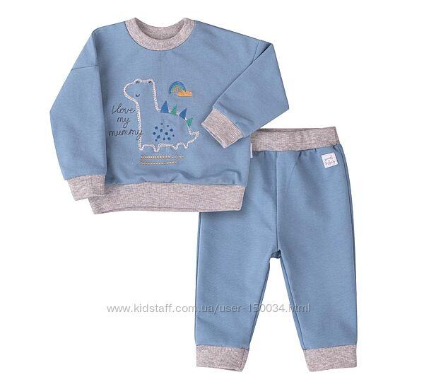 Классный костюм для малышей - 3 цвета тм Бемби кс675 - р.68, 74, 80