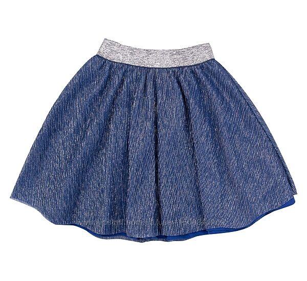 Очень красивая юбка Премиум кллекция тм Бемби - р.134 - юб93