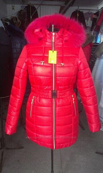 Женская зимняя куртка. Модель Дутик. Размеры 42-58