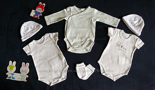 Набор вещей унисекс для новорожденного CHICCO, H&M