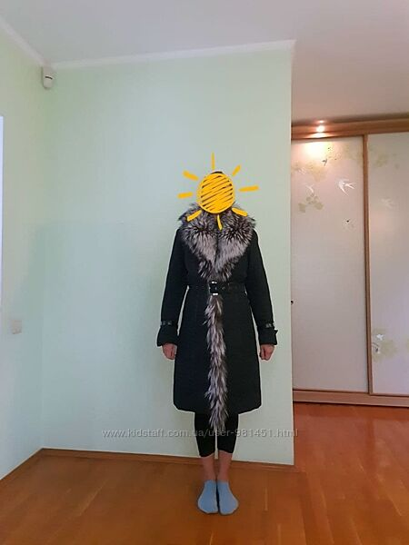 Пальто на подкладе из кролика Парка