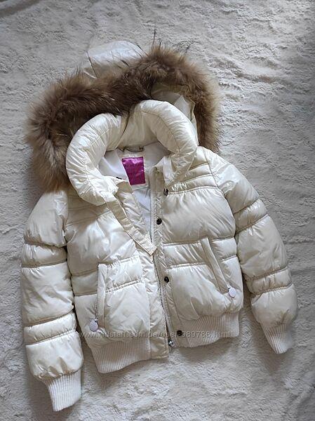 Фирменная куртка пуховик евро зима демисезонная Италия бренд too be too