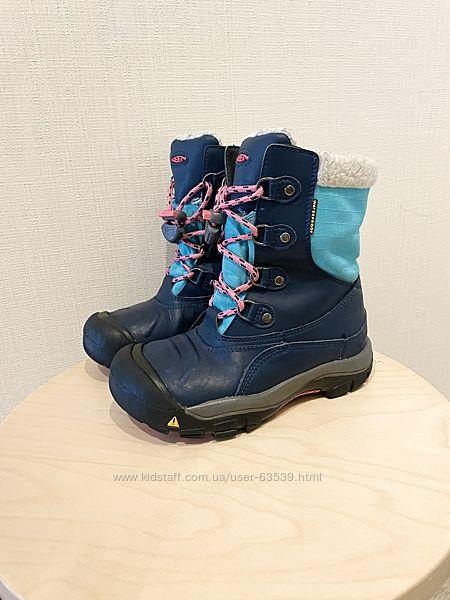 Зимние ботинки KEEN р.32-33 US 1
