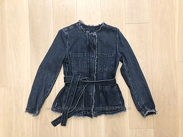 Джинсовый пиджак, куртка Colins, S. Идеальное состояние.