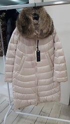 FLO & CLO -50-70 скидка на зимние женские куртки и шубы из Италии