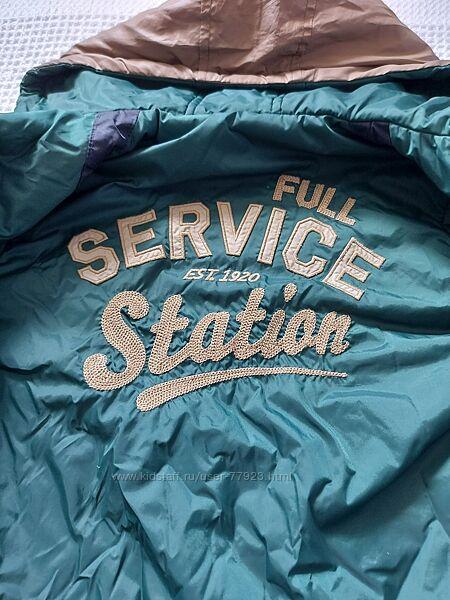 Куртка для мальчика united colors of benetton.