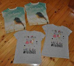 футболки дівчатам на 9-11 років