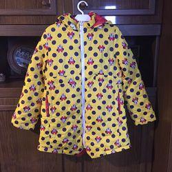 Курточка ветровочка для девочки 7-8-9лет