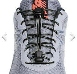 Шнурки-резинки. эластичные шнурки с фиксатором