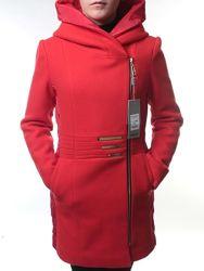 Пальто кашемировое женское 20 шерсть, 80 полиэстер р.42,46