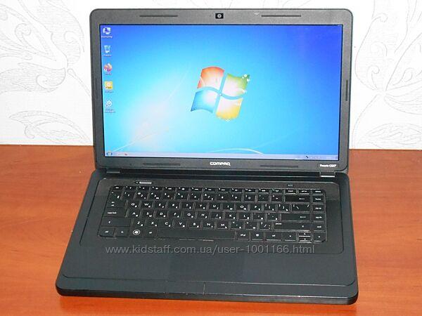 Ноутбук HP Compaq Presario CQ57 - 15,6 - 2 Ядра - 2Gb / 160Gb - Идеал