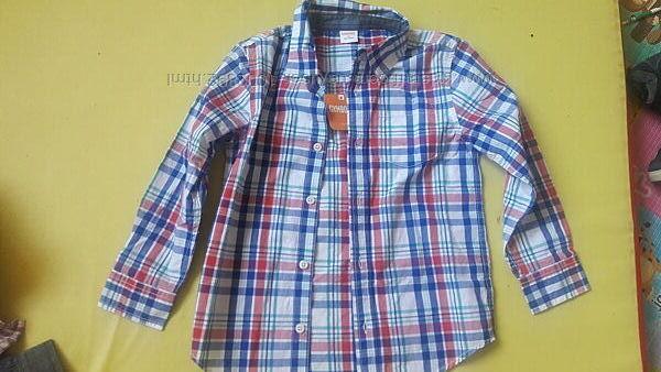Рубашка Gymboree 5T