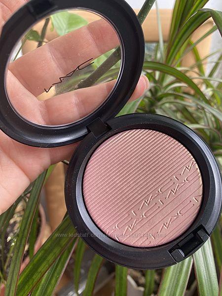 MAC extra dimension  Skinfinish beaming blush румяна хайлайтер