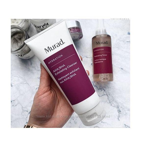 Отшелушивающее очищающее средство Murad AHA BHA Exfoliating Cleanser