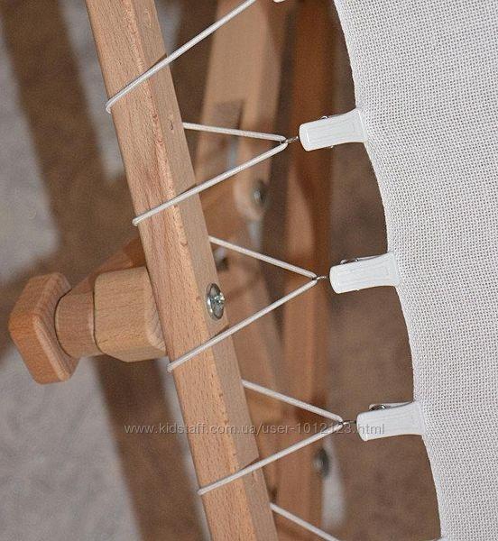 Боковая натяжка канвы для станков и рамок