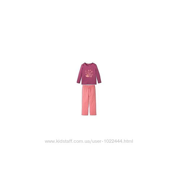 Пижама Lupilu костюм для дома Германия 110-116