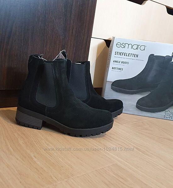 Ботинки челси  Esmara 39р