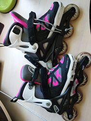 Детские ролики rollerblade spitfire ts g 33-36,5 - 21-23 см.