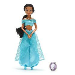Кукла Жасмин с драгоценным кулоном - Jasmine принцесса Дисней куклы Disney