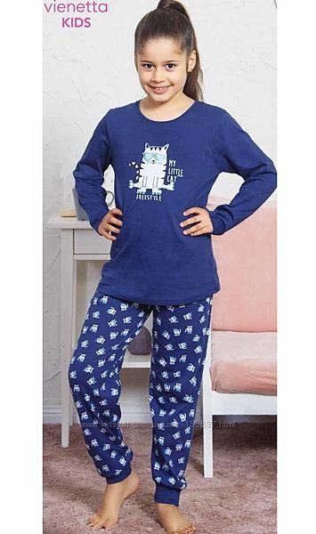 Пижама для девочки Vienetta Secret на 9-10 лет